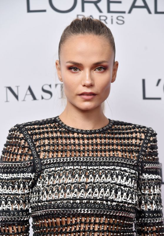 Natasha Poly – Glamour Women of the Year 2017 in New York City