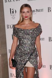 Natasha Poly – Harper's Bazaar Woman of the Year Awards 2017 in London