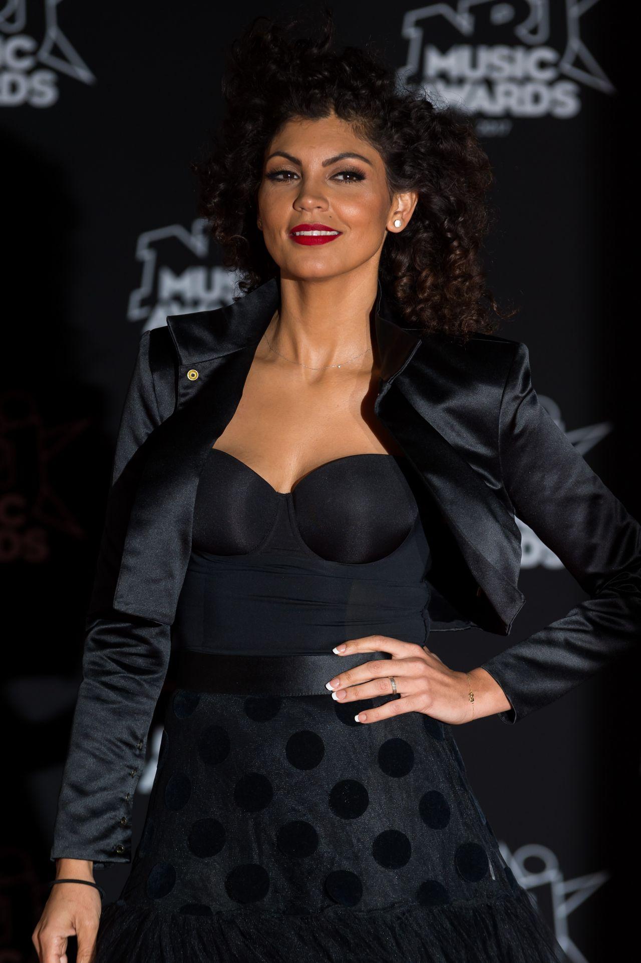 Nawell Madani Nrj Music Awards Ceremony Cannes