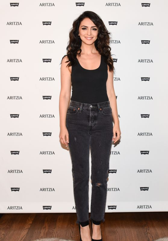 Nazanin Boniadi – Levi's by Aritzia Collection Launch in Los Angeles