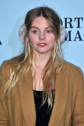 Nell Hudson - Skate at Somerset House Launch Party in London 11/14/2017