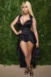 Nicki Minaj – CFDAVogue Fashion Fund Awards 2017 in NYC