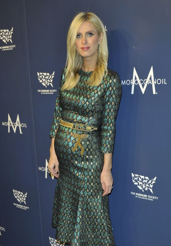 Nicky Hilton – 2017 Humane Society Event in New York City