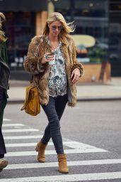 Nicky Hilton Street Fashion - NYC 11/14/2017