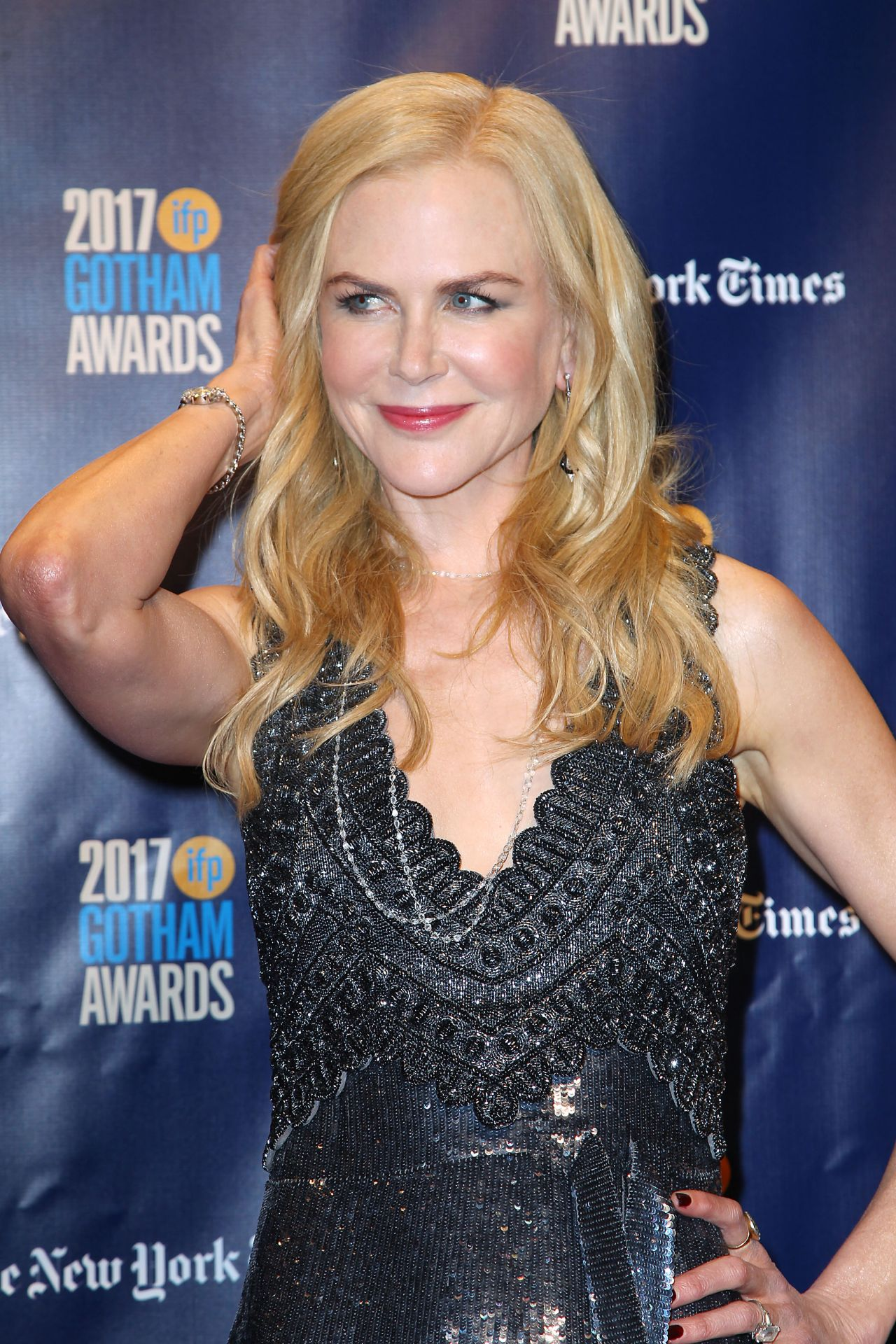 Nicole Kidman Gotham Independent Film Awards 2017 Red Carpet