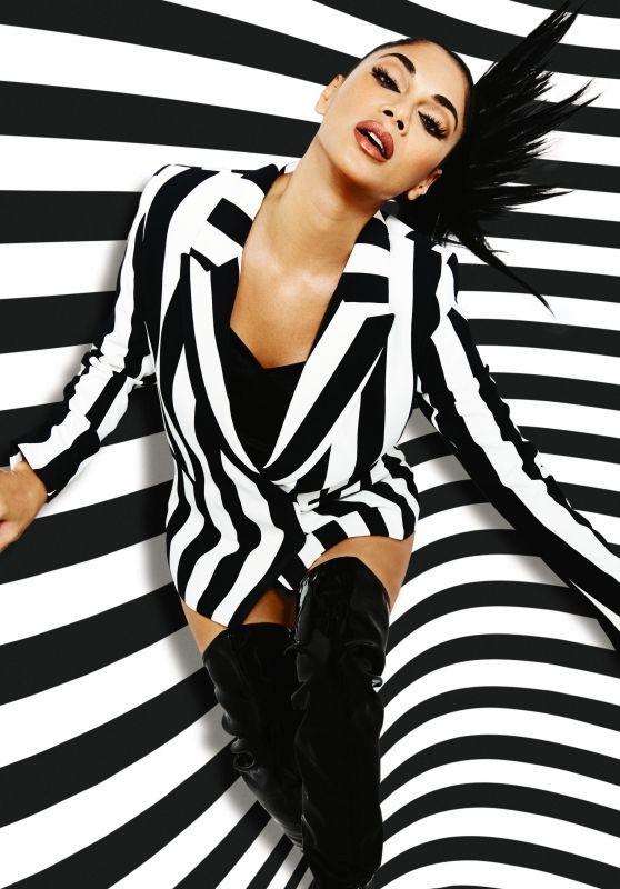 Nicole Scherzinger Photoshoot - November 2017