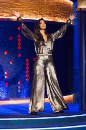 Nicole Scherzinger - The Jonathan Ross Show in London 11/10/2017