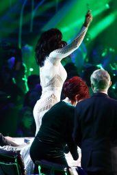 Nicole Scherzinger - The X Factor TV Show 11/05/2017
