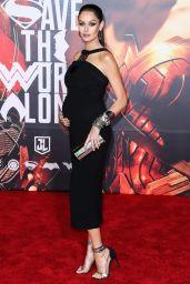 "Nicole Trunfio – ""Justice League"" Red Carpet in Los Angeles"