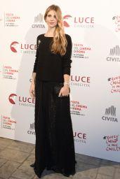 "Nicoletta Romanoff – ""Every child is my Child"" Charity Dinner in Rome 11/03/2017"