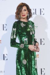 Nieves Alvarez - Manolo Blahnik: El Arte Del Zapato Exhibition in Madrid