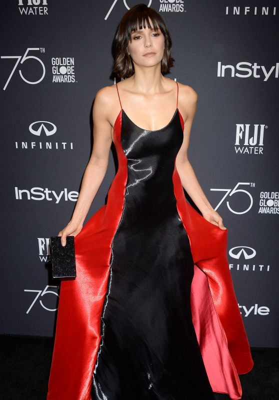 Nina Dobrev - HFPA and InStyle Celebrate Golden Globe Season in Los Angeles 11/15/2017