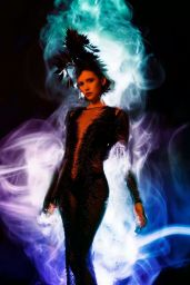 Nina Dobrev - Photoshoot for Rogue Magazine 2017