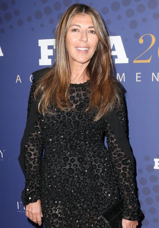 Nina Garcia – Footwear News Achievement Awards 2017 in New York