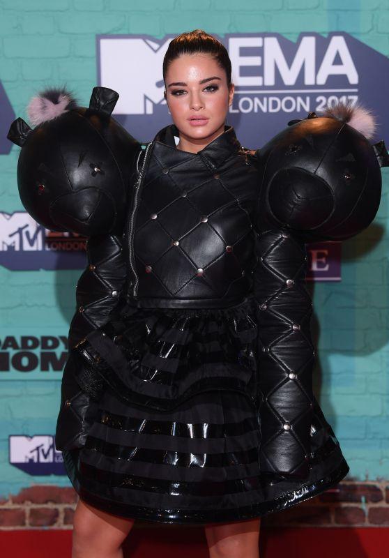 Noa Kirel – MTV Europe Music Awards 2017 in London