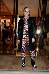 "Noomi Rapace – Louis Vuitton x Vogue ""Gingernutz"" Event in London"