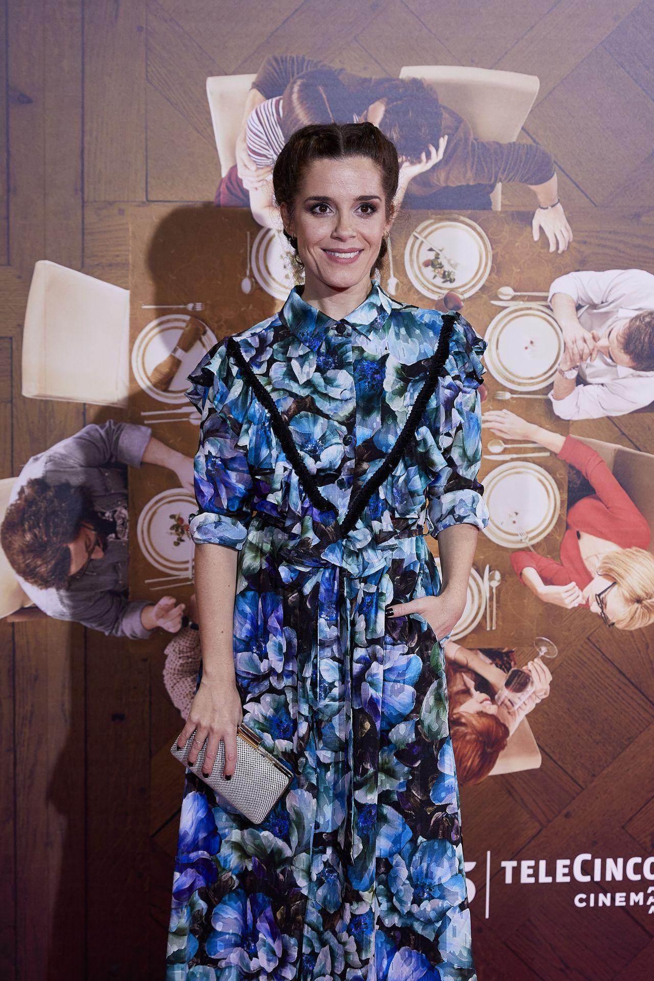"""Nuria Gago – """"Perfectos Desconocidos"""" Premiere in Madrid, Spain 11/28/2017"""