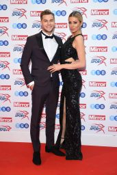 Olivia Attwood – Pride of Sport Awards 2017 in London