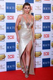 Olivia Buckland – Beauty Awards With OK! in London