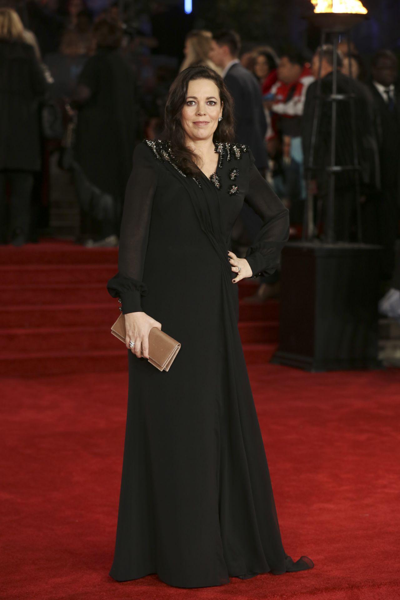 "Olivia Colman – ""Murder on the Orient Express"" Red Carpet ... Olivia Colman"