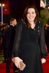 "Olivia Colman – ""Murder on the Orient Express"" Red Carpet in London"