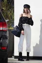 Olivia Culpo at Catch in West Hollywood 11/01/2017