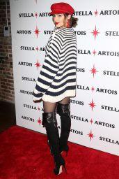 Olivia Culpo at Stella Artois Event in New York City 11/07/2017
