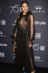 Olivia Culpo – HFPA and InStyle Celebrate Golden Globe Season in Los Angeles 11/15/2017