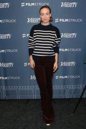 """Olivia Wilde - """"Fear Us Women"""" Variety Screening Series in Los Angeles 11/14/2017"""