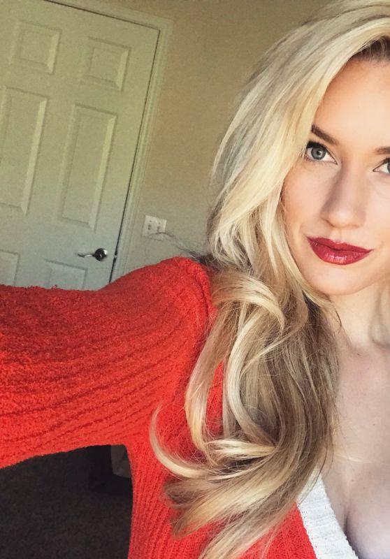 Paige Spiranac - Social Media, November 2017