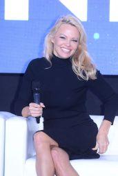 """Pamela Anderson - """"Comic Con"""" in Warsaw"""
