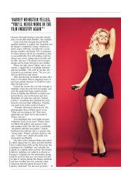Pamela Anderson - The Times Magazine November 2017