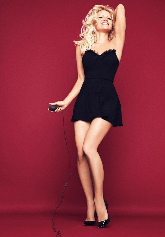 Pamela Anderson - The Times Magazine November 2017 Photoshoot