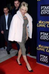Pamela Anderson - Warsaw Comic Con Fall 2017 11/25/2017