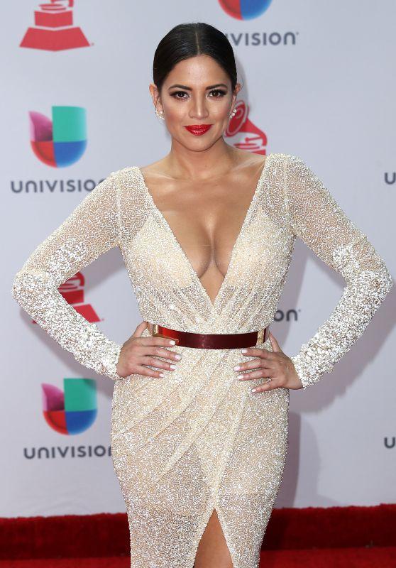 Pamela Silva Conde – Latin Grammy Awards 2017 Las Vegas