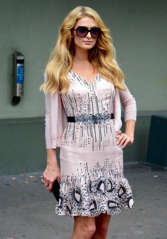 Paris Hilton - Out in Sydney, Australia