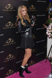 Paris Hilton - Promote Her New Shoes Collection in Mexico City 11/07/2017