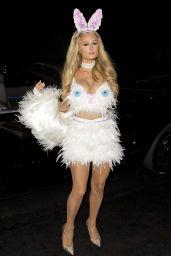 Paris Hilton - Treats! Magazine Halloween Party in Los Angeles 10/31/2017