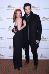 """Patti Murin - """"Home For The Holidays"""" Opening Night in New York 11/21/2017"""
