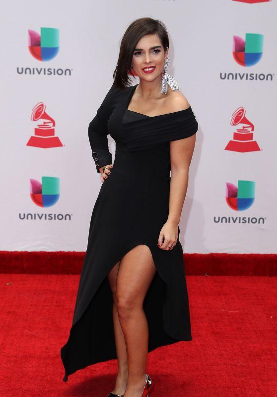 Paula Arenas – Latin Grammy Awards 2017 Las Vegas