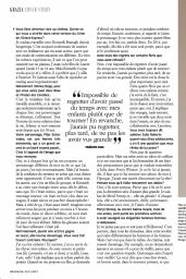 Penelope Cruz - Grazia Magazine France November 2017 Issue