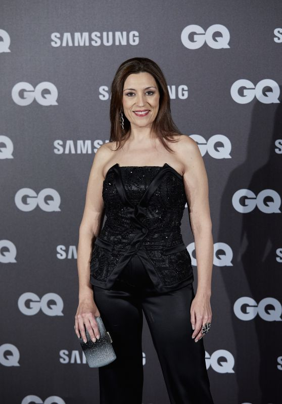 Pepa Aniorte – GQ 2017 Men of the Year Awards in Madrid