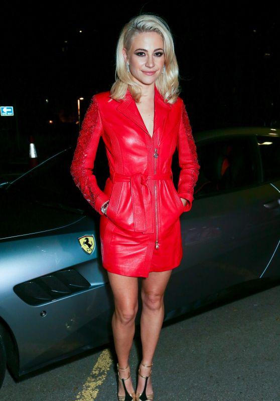 Pixie Lott - Ferrari Portofino UK Launch in London