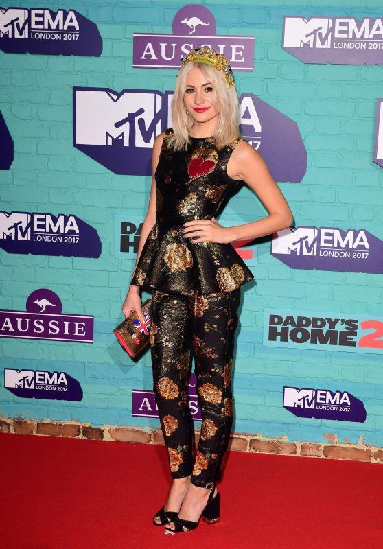 Pixie Lott – MTV Europe Music Awards 2017 in London