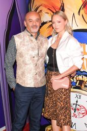 Pom Klementieff – Just One Eye Presents Christian Louboutin x Sabyasachi Capsule Collection in LA