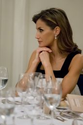 "Queen Letizia - ""Francisco Cerecedo"" Journalism Award 2017 in Madrid"