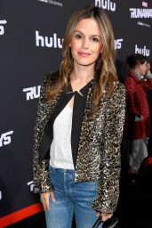 """Rachel Bilson - """"Runaways"""" Premiere in Los Angeles, 11/16/2017"""