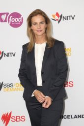 Rachel Griffiths - Photocall with the SBS faces of 2018 in Sydney 11/14/2017