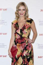 Rachel Riley - British Takeaway Awards 2017