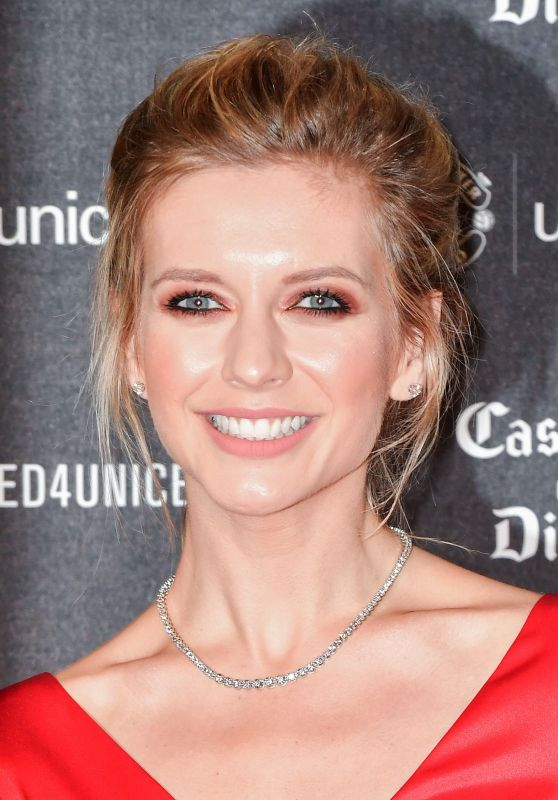 Rachel Riley - United For Unicef Gala in Manchester 11/15/2017